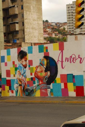 Caracas. Venezuela 2018