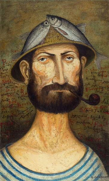 Portrait of Fisherman